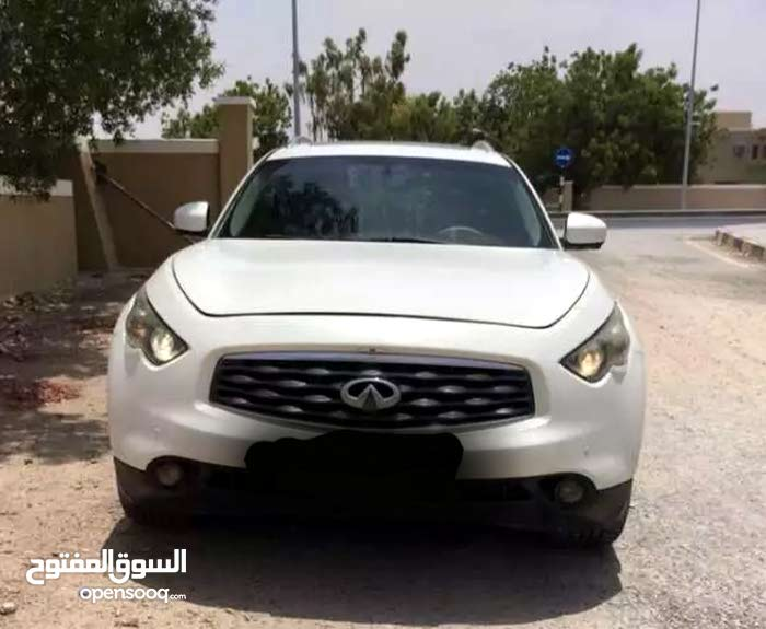 160,000 - 169,999 km Infiniti FX50 2010 for sale