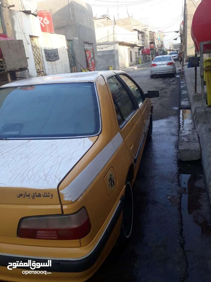 سياره بارص الون اصفر مديل2015 مكفوله من الدعاميه لدعميه برغي ما مفتوح بيهه ماشيه
