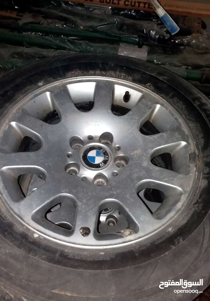 ديسكو BMWالاصلي 16يركب على السابعه والخامسه