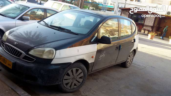 2006 Used Tacuma with Manual transmission is available for sale