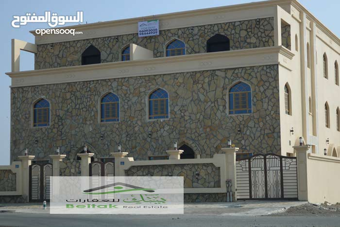 Luxury 400 sqm Villa for rent in MuscatAll Muscat