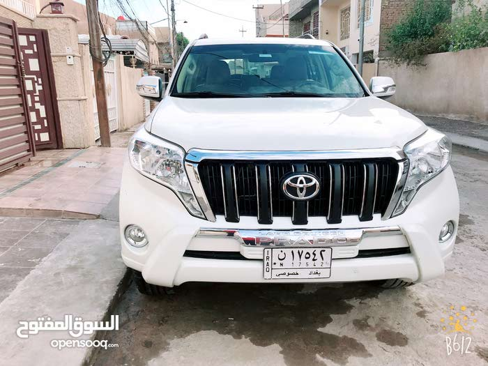 New 2014 Toyota Prado for sale at best price