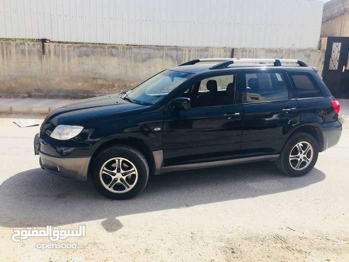 Used Mitsubishi Outlander in Zarqa