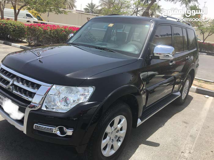 For sale Pajero 2015