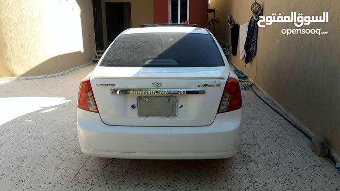 Available for sale! 0 km mileage Daewoo Lacetti 2006