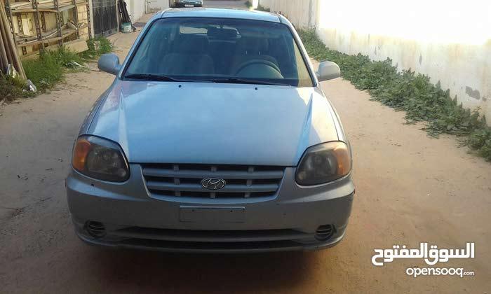 Automatic Hyundai 2006 for sale - Used - Zawiya city