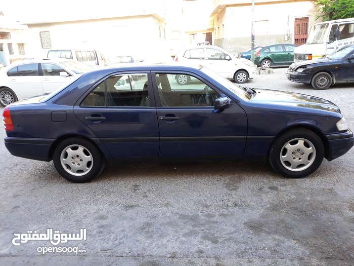 Automatic Mercedes Benz 1994 for sale - Used - Tripoli city