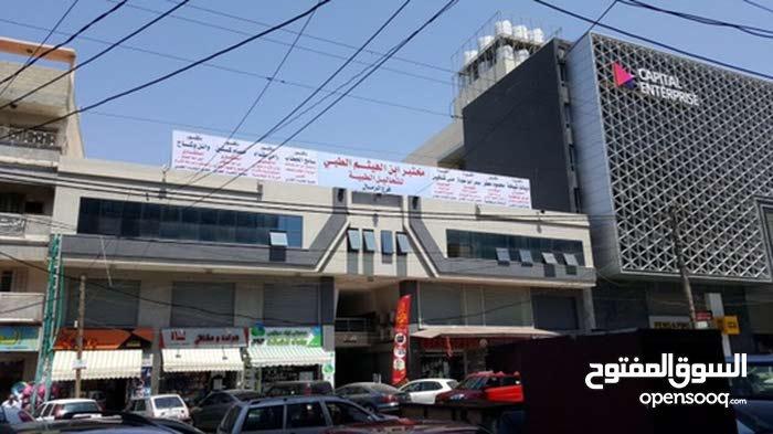 مكتب للايجار مساحه 82 متر