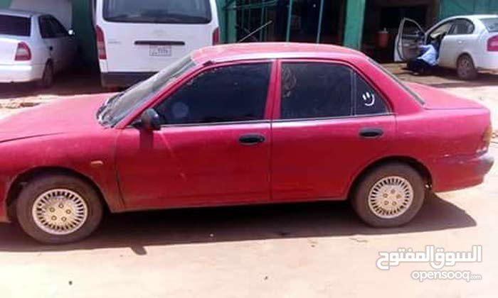 For sale Mitsubishi Lancer car in Khartoum