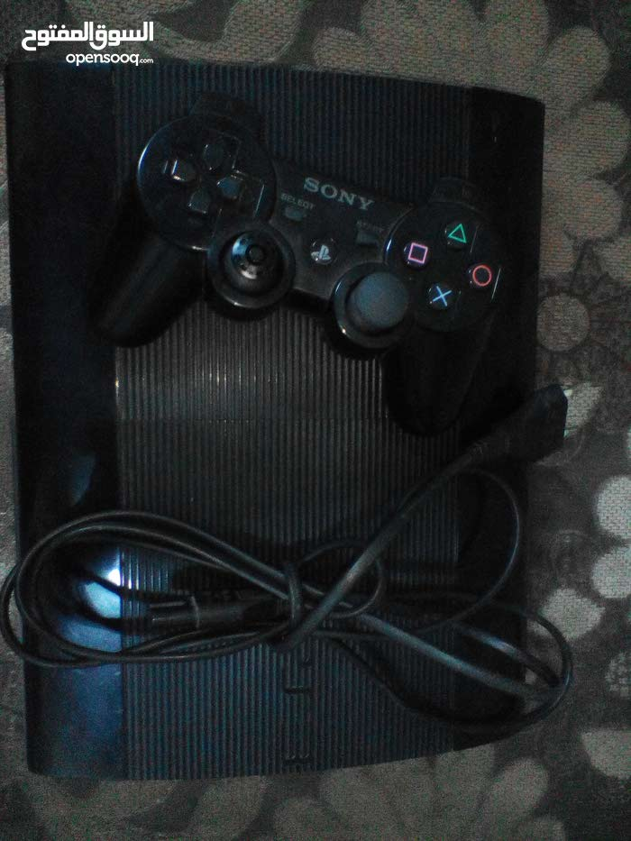 Nizwa - There's a Playstation 3 device in a Used condition