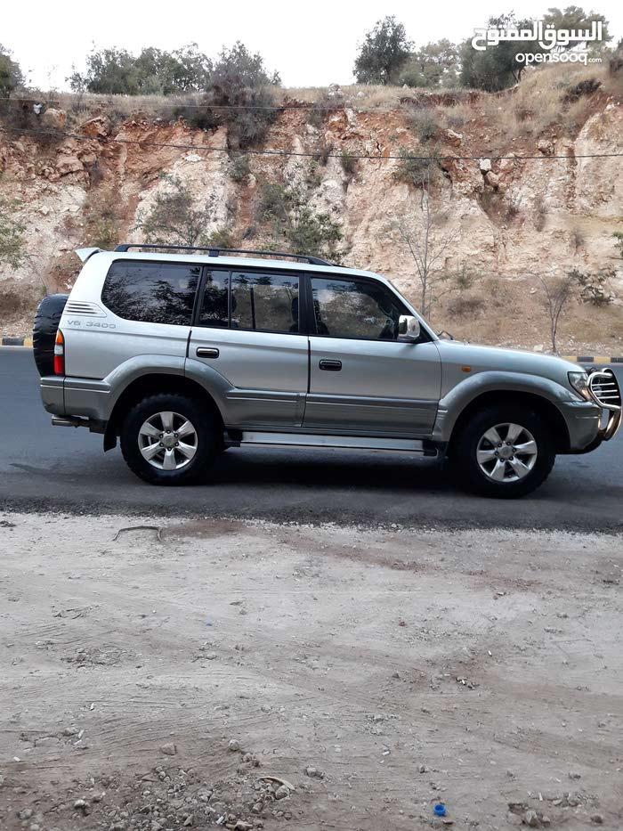 2002 Toyota in Amman