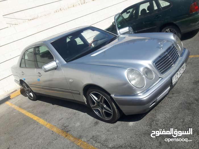 Used 1998 E 200