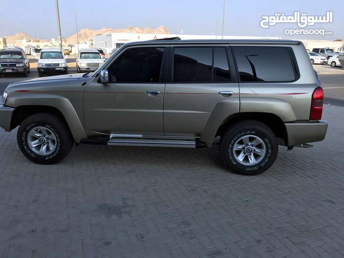 Nissan Safari made in 2018 for sale