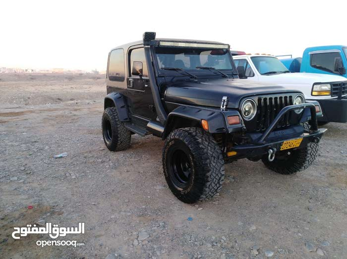 Available for sale!  km mileage Jeep Wrangler 1997