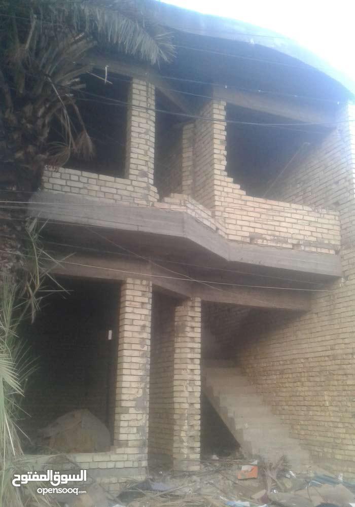 هيكل مسقف طابقين بغداد الجديدة النعيريه ملف الكنيسه الثانيه قرب ساحة العوارض