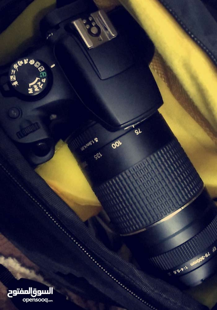 New DSLR Cameras up for sale in Irbid - (108655461) | Opensooq
