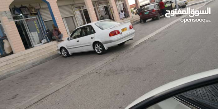 White Toyota Other 1999 for sale