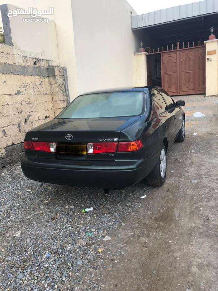 Automatic Toyota 2001 for sale - Used - Suwaiq city