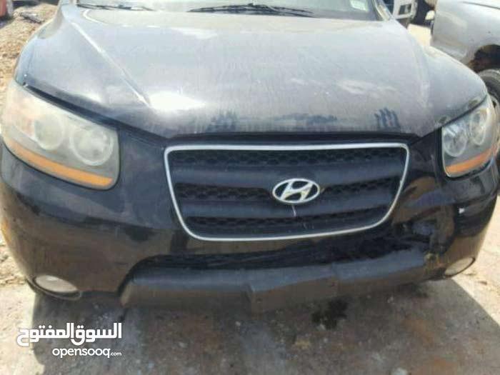 Used condition Hyundai Santa Fe 2008 with 180,000 - 189,999 km mileage