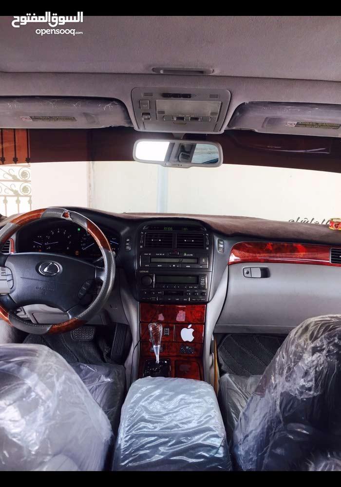 0 km mileage Lexus LS for sale