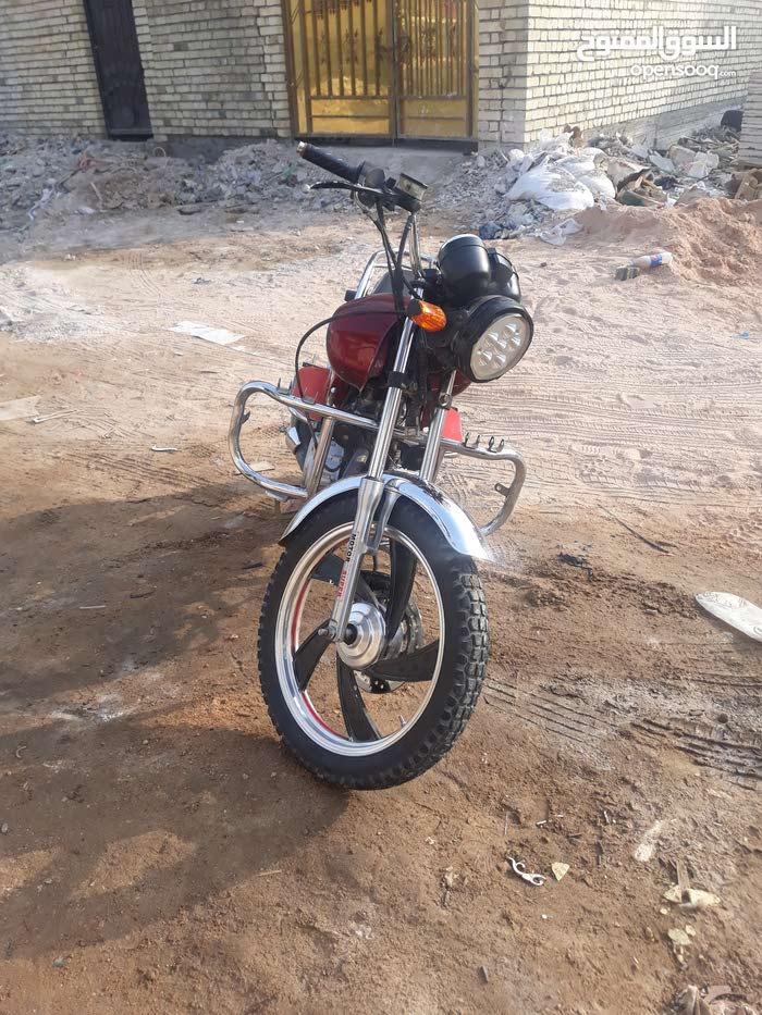 دراجة اي هوندا