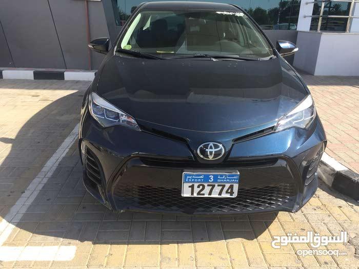km Toyota Corolla 2018 for sale