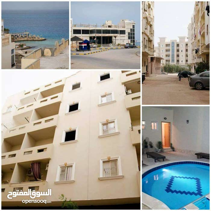 for sale an new apartment in Hurghada