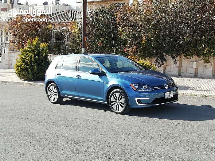 جولف كهرباء Volkswagen موديل 2016 SE كلين كار فاكس فحص كامل بسعر مغري