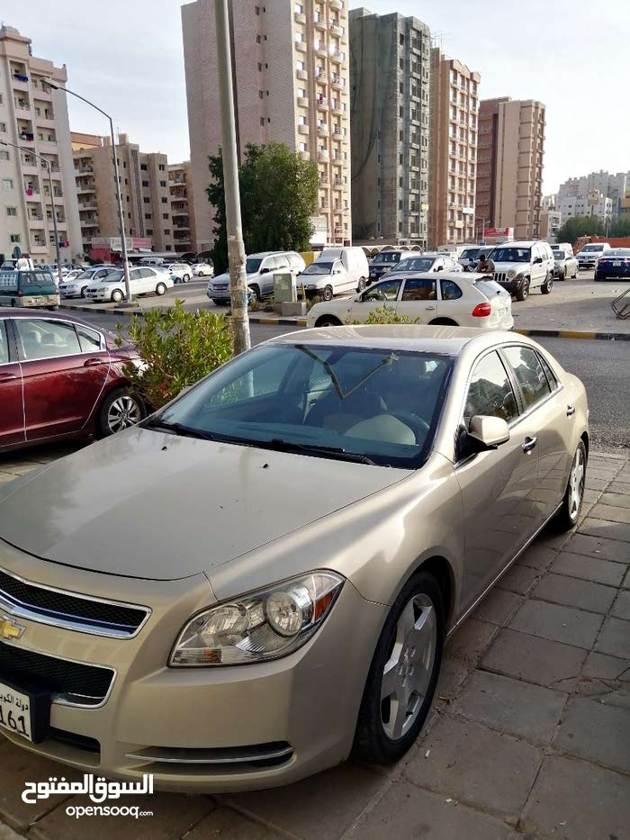 Perfect condition American Car Chevrolet Malibu LT Auto 2012 model. (family owned car)