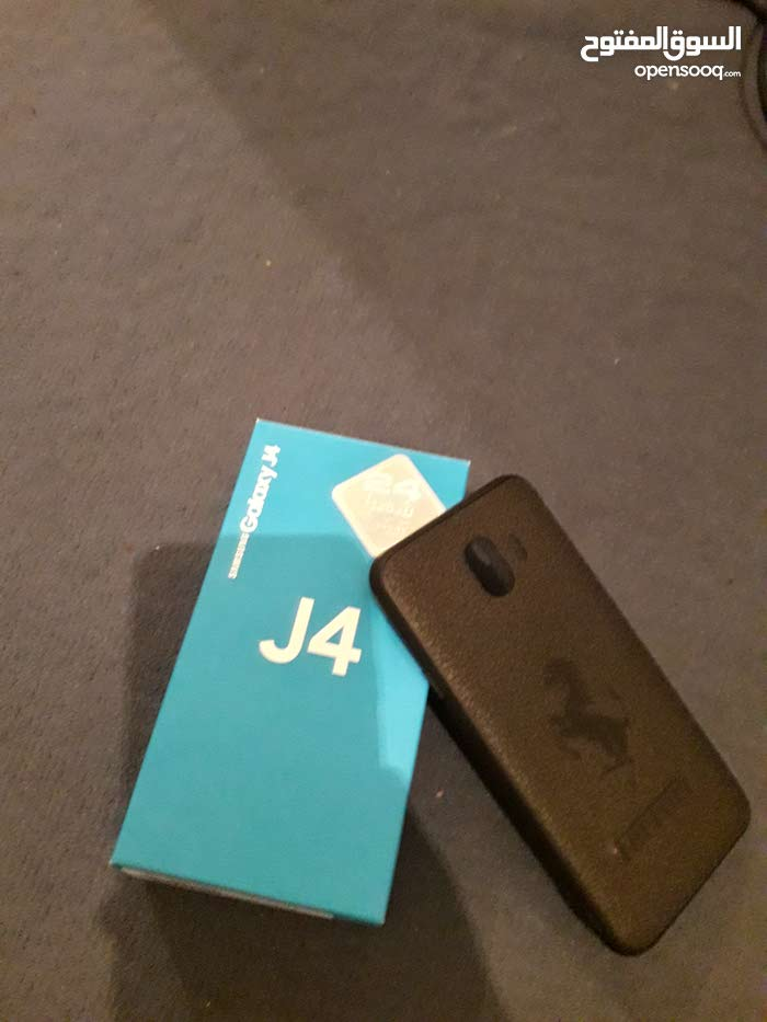 سامسونج J4 للبيع او لليتدبل