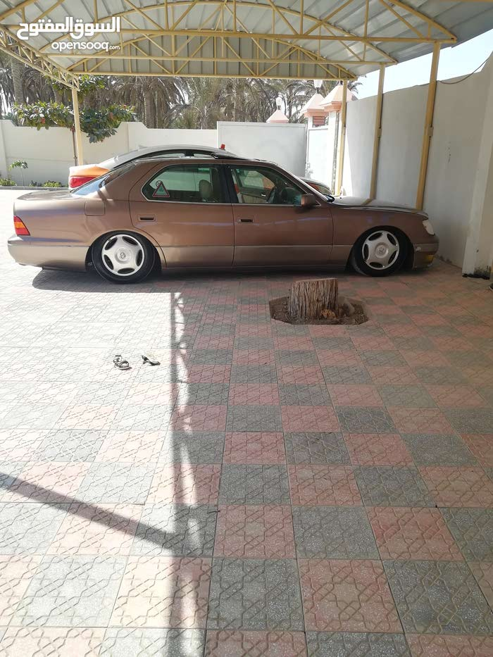 Automatic Lexus 1998 for sale - Used - Suwaiq city