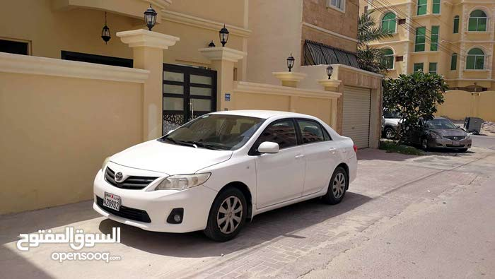 TOYOTA COROLLA 2013 EXCELLENT CONDITION CAR FOR SALE