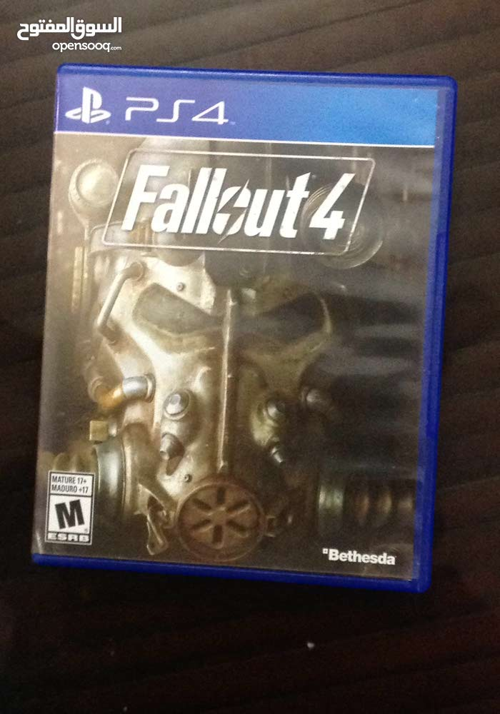لعبه Fallout 4 سعر قابل لنقاش