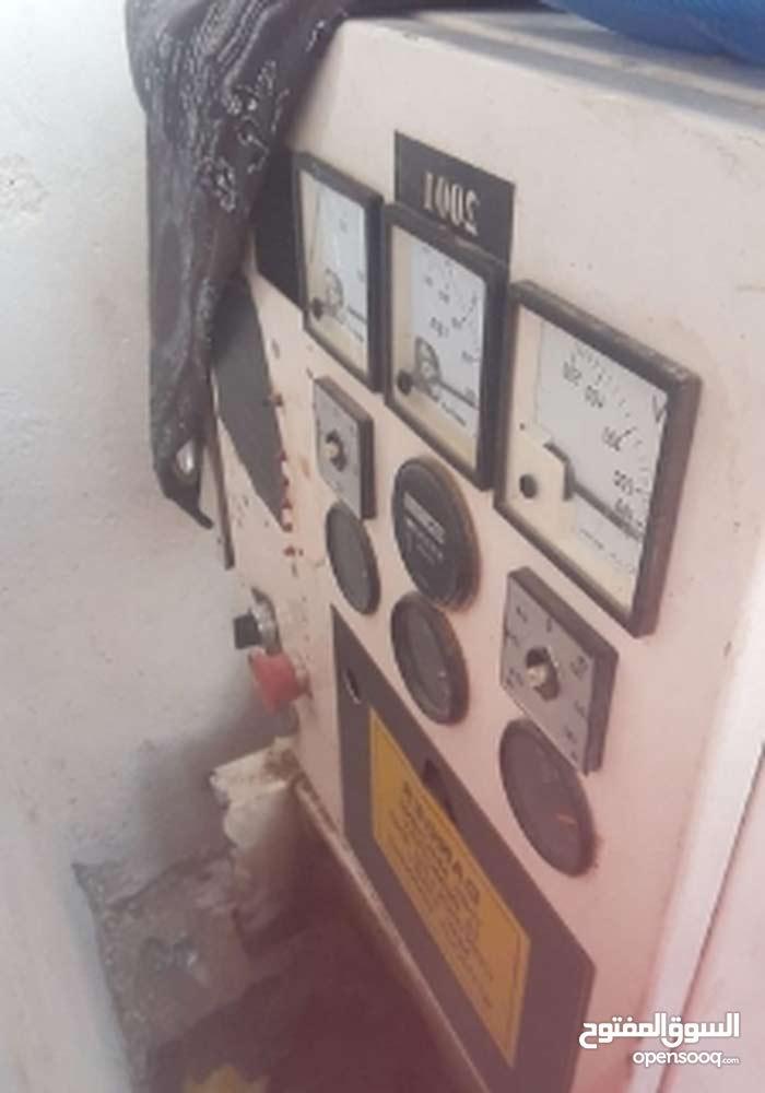 صيانةمولدات الكهرباء