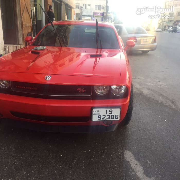 New Dodge Challenger for sale in Amman
