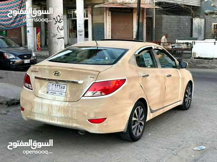 1 - 9,999 km Hyundai Accent 2014 for sale