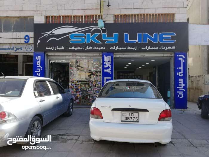 محل كهرباء وزينة سيارات للبيع