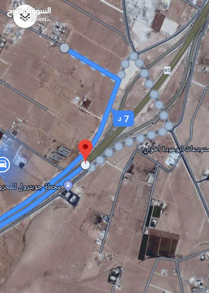 للبيع ارض 10 دونم في النقيره ثاني نمره شارع الميه