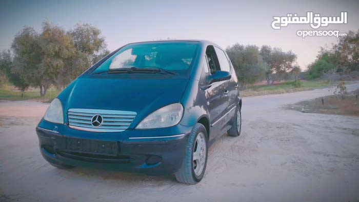 Manual Used Mercedes Benz A Class