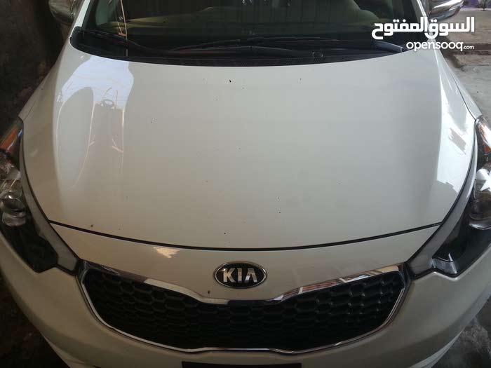 Kia Forte 2016 For sale - White color