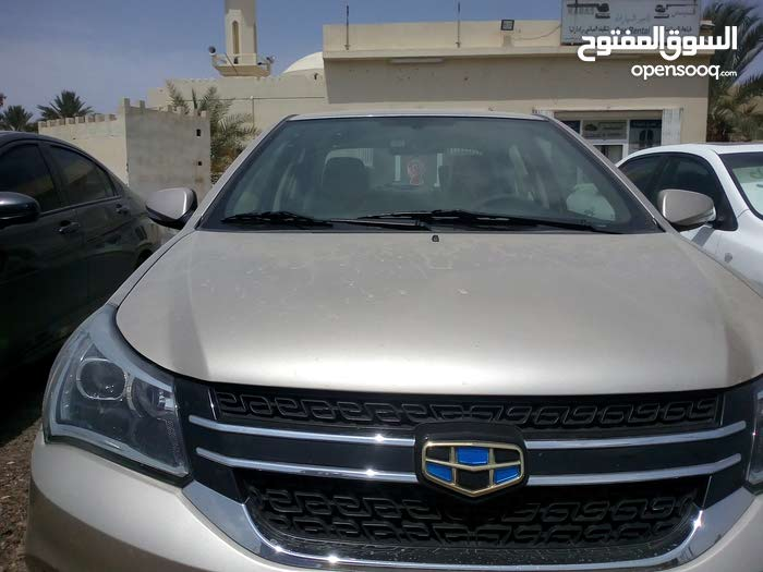 Available for rent! Geely Emgrand 7 2018
