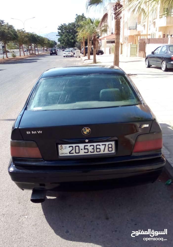 اعادة النشر لعدم المصداقيه BMW 316