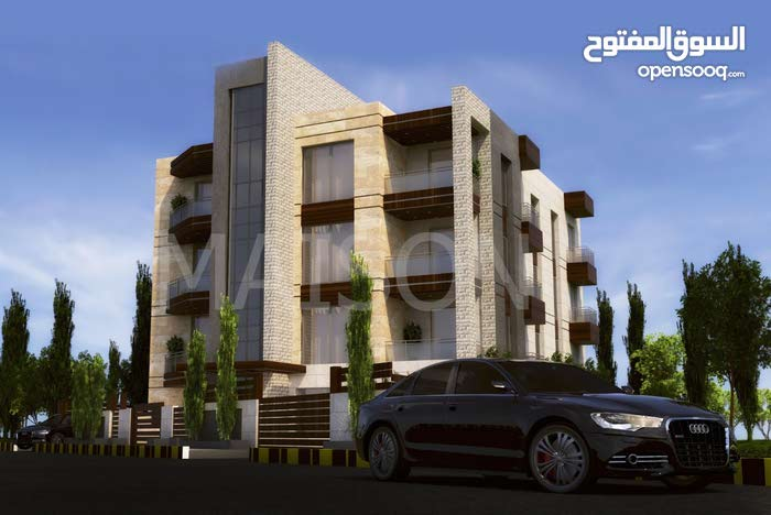 3 rooms 3 bathrooms apartment for sale in AmmanAl Bnayyat