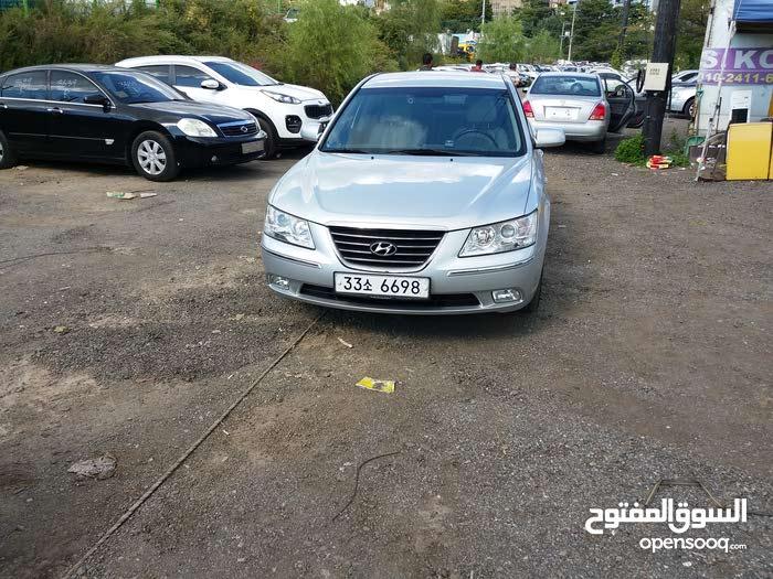 Gasoline Fuel/Power   Hyundai Sonata 2008