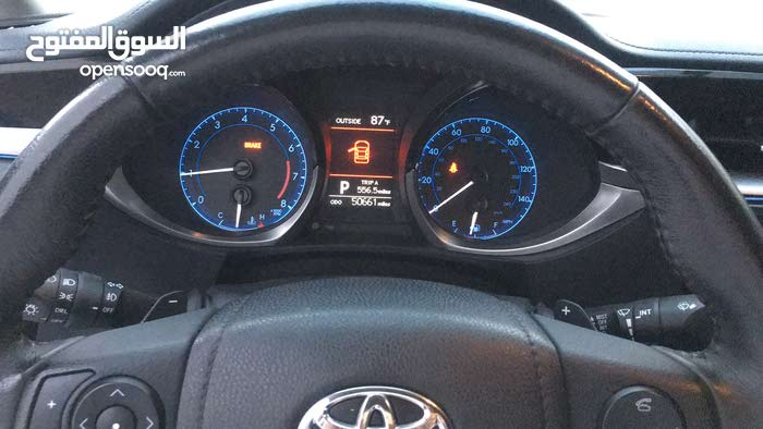 2016 New Corolla with Automatic transmission is available for sale
