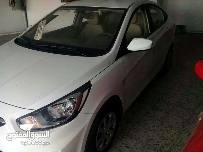 Hyundai Accent car for sale 2013 in Tripoli city