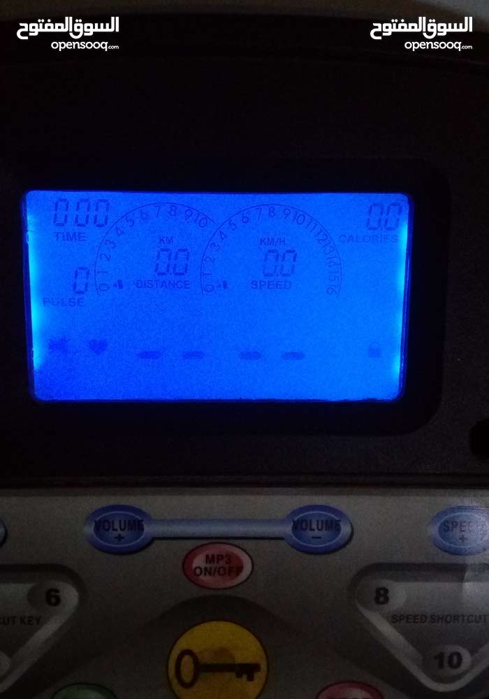 جهاز تريدمل مشي كهربائي بسعر حرق