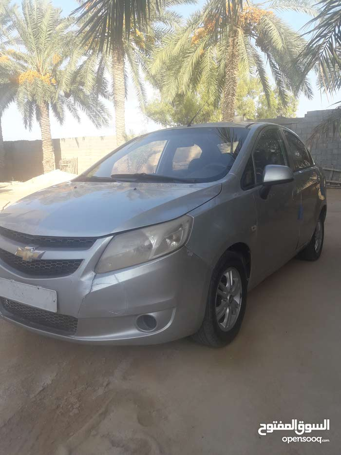 Chevrolet Sail made in 2010 for sale