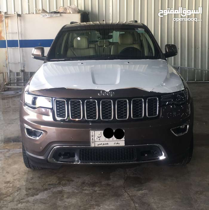 Used Jeep Grand Cherokee in Baghdad