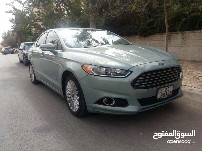 Ford Fusion 2013 - Automatic